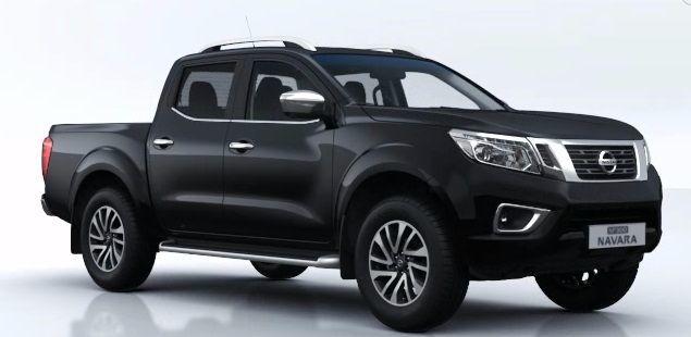 dd9feb7d68 New NISSAN NAVARA DIESEL Double Cab Pick Up Tekna 2.3dCi 190 4WD in ...
